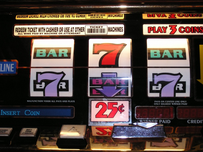 Как выиграть в игрового автомата