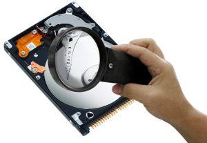 Иногда приходится подвергать жесткий диск обследованию еще до установки антивируса