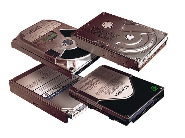 Смена жестких дисков