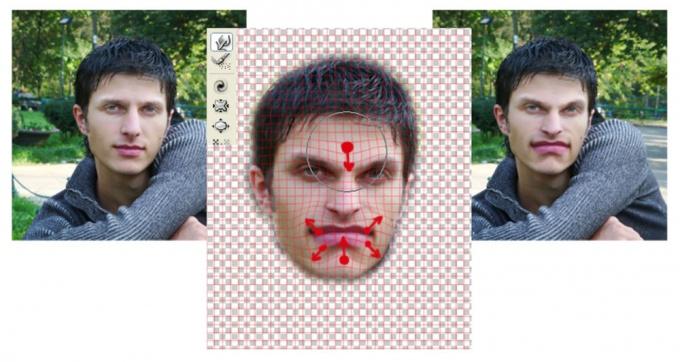 Как сделать вампира в фотошопе