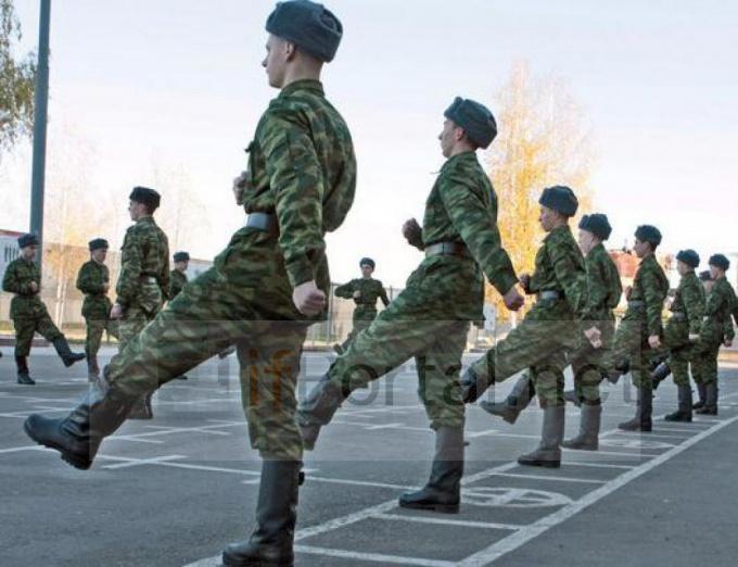 Как написать письмо в армию
