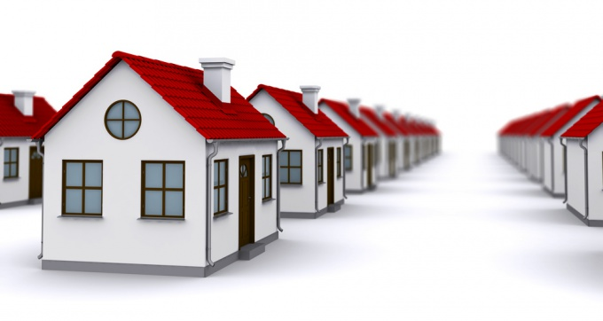 How to make a house in property