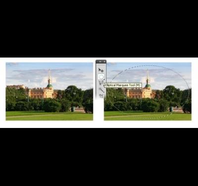 How to darken edges in photoshop