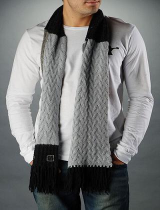 Экспериментируйте со своим образом с помощью <strong>шарф</strong>а