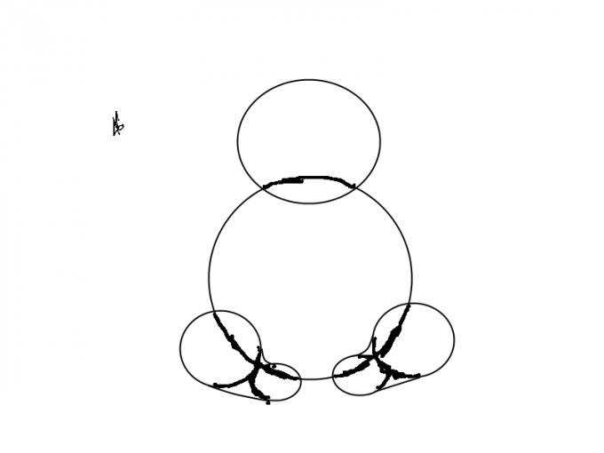 Как нарисовать <strong>мишку</strong> <b>карандашом</b>