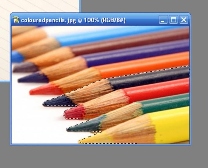 Как вставить картинку в photoshop cs3