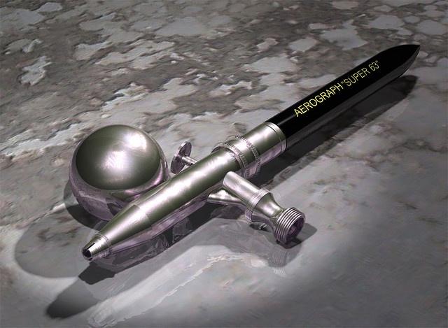 Из обычной шариковой ручки можно сделать нечто похожее