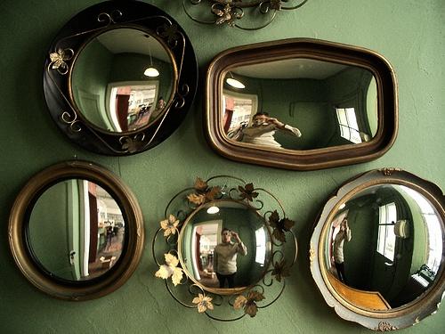 Свет мой, зеркальце, скажи
