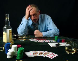 Желая заработать в игре, не поддавайтесь азарту