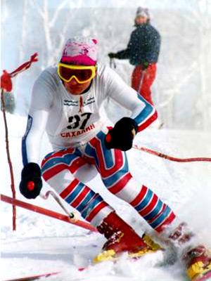Как наносить мазь на лыжи
