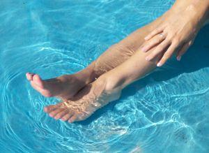 Как убрать жир в ногах