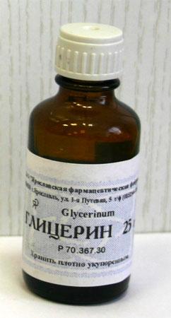 Как распознать глицерин