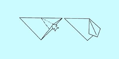 Как делать оригами по <b>схеме</b>