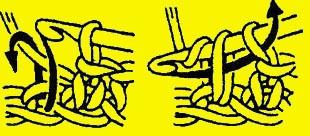 Столбики без накида