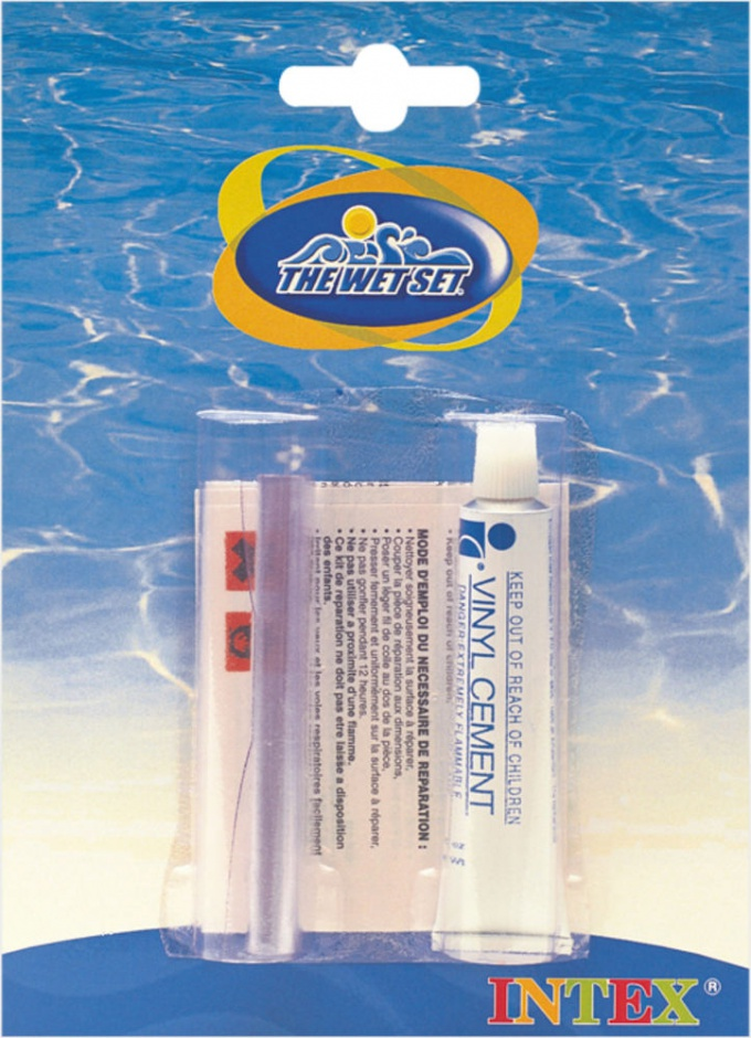 Repair kit for inflatable <strong>mattress</strong>s