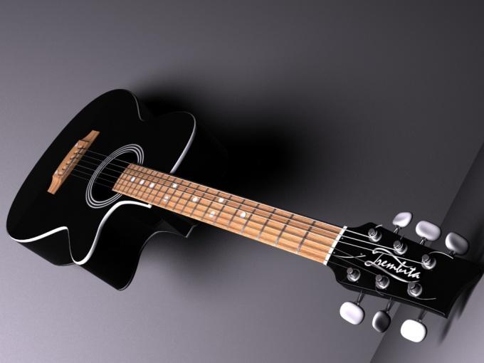 Как настроить гитару новичку