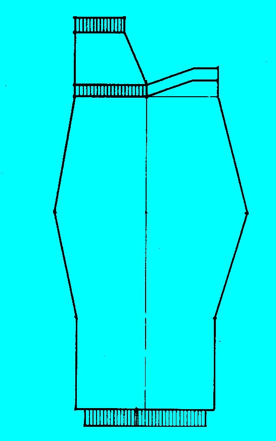 Approximate pattern <strong> overalls </ strong> and