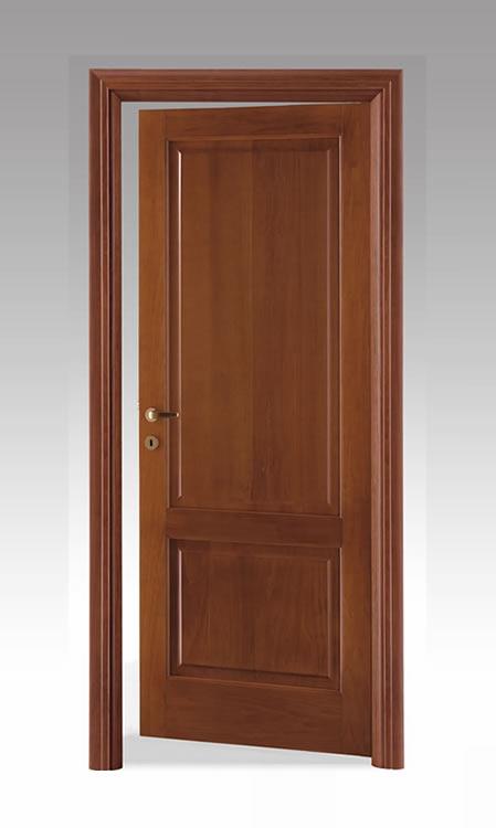 При всем разнообразии внешнем, внутри все двери одинаковы