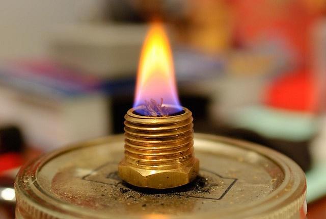 Самодельная горелка - прекрасный способ сэкономить свои средства