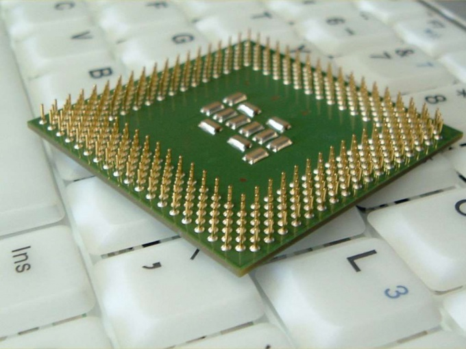 От производительности процессора зависит быстродействие вашей машины