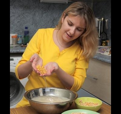 Как варить гороховую кашу
