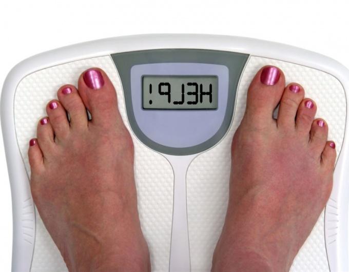 Чтобы набрать вес, нужны калории