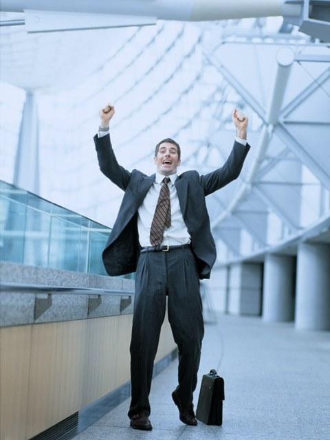Успешный человек умеет ставить цели и их достигать