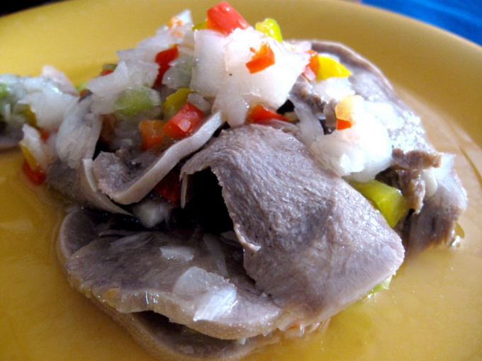 How to cook beef tongue