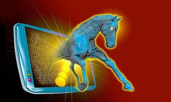 Троян - ничего себе лошадка!