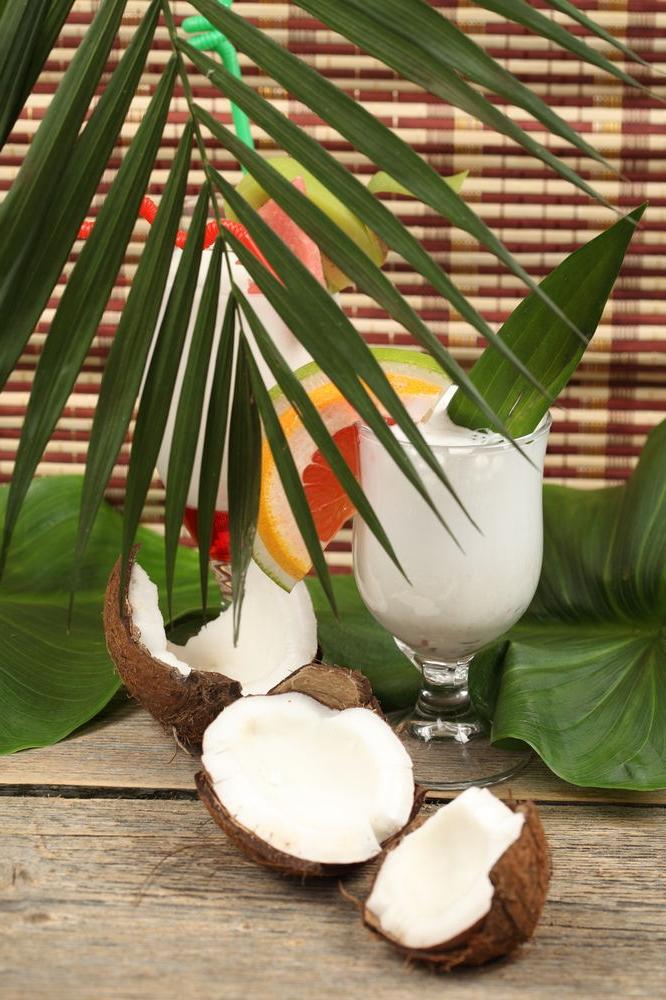 Родина кокосовой пальмы - Юго-Восточная Азия.