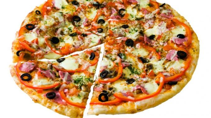 Как делать тесто на пиццу