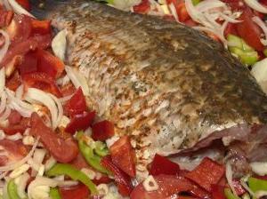 Запекание - один из самых легких и полезных способов приготовления рыбы