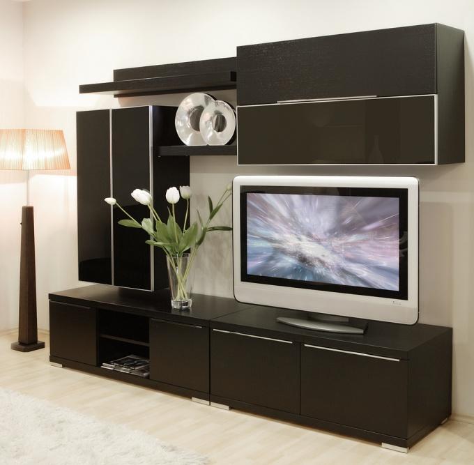 Как выбрать диагональ телевизора для гостиной