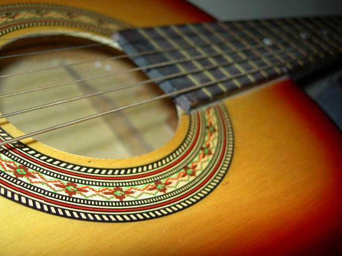 К выбору гитары нужно подходить с особой ответственностью