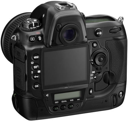 How to set digital camera