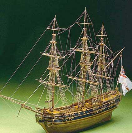 Корабль модели своими руками