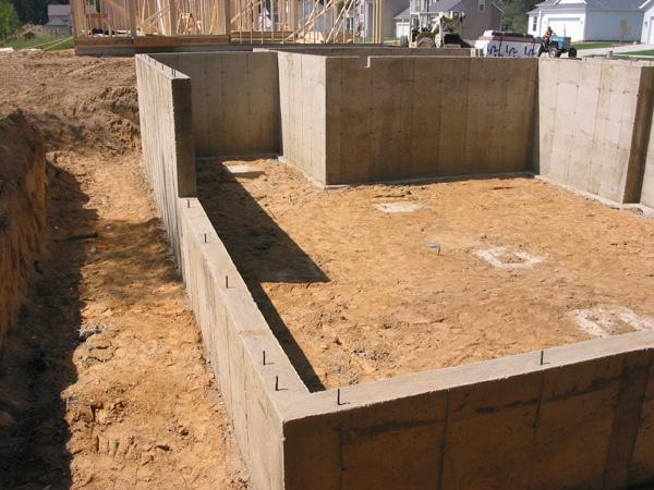 Как построить фундамент дома