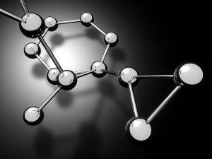 Одна молекула может содержать атомы разных химических элементов