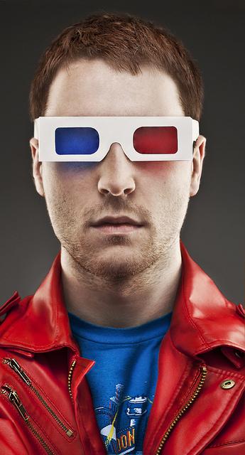 Как сделать очки