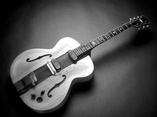Блюзовая гитара