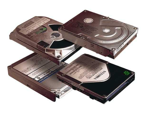 Как заменить жесткий диск
