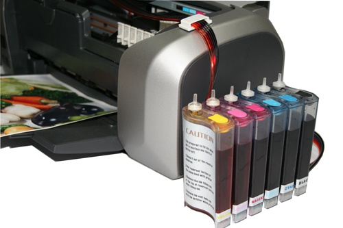 How to refill laser printers