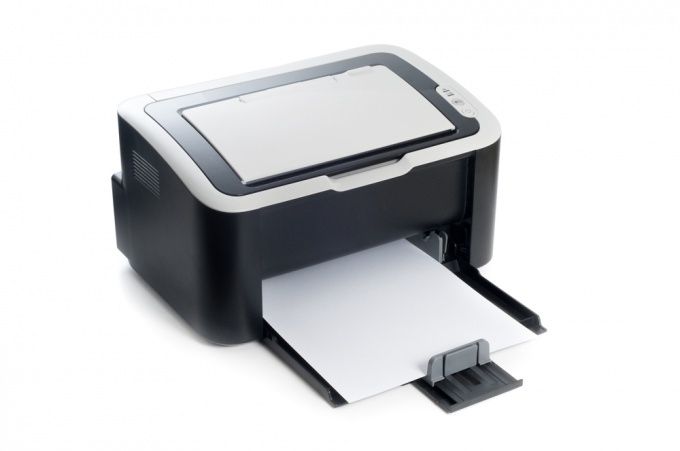 How to configure a network printer