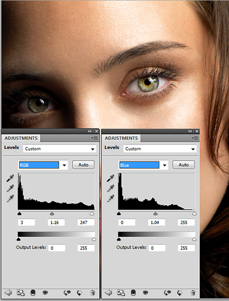 Как выровнять цвет в фотошопе :: Выровнять цвет лица в ...: http://www.kakprosto.ru/kak-4861-kak-vyrovnyat-cvet-v-fotoshope