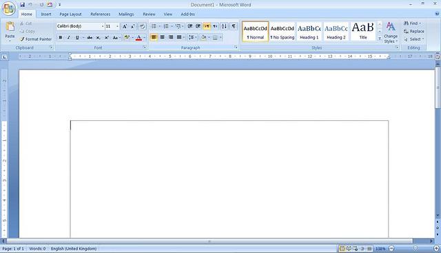 Редактировать шаблон можно так же, как и обычный документ