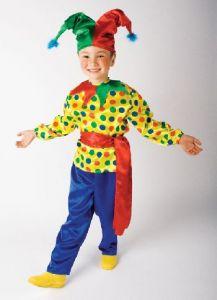 Чем ярче цвета для костюма вы подберете, тем веселее будет Петрушка!
