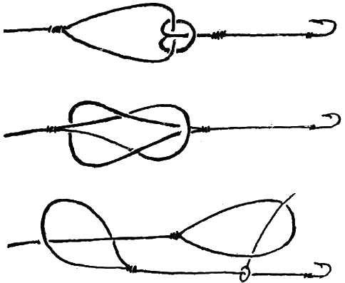 Knot loop in the loop
