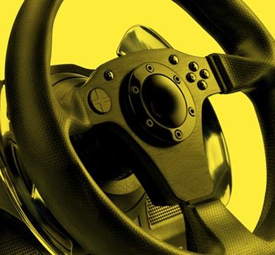 Как установить руль на компьютер