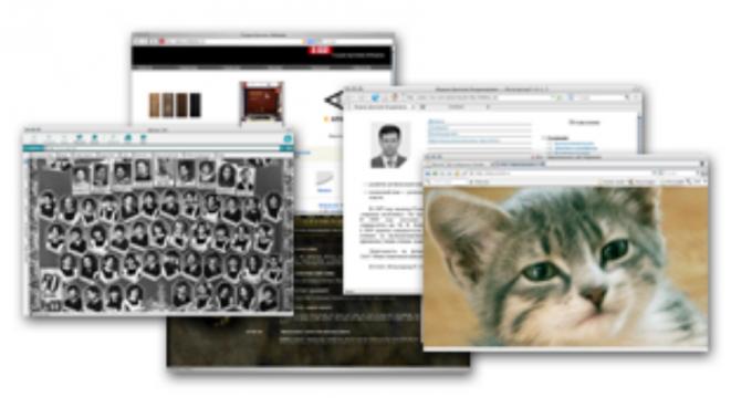 Создать сайт в интернете