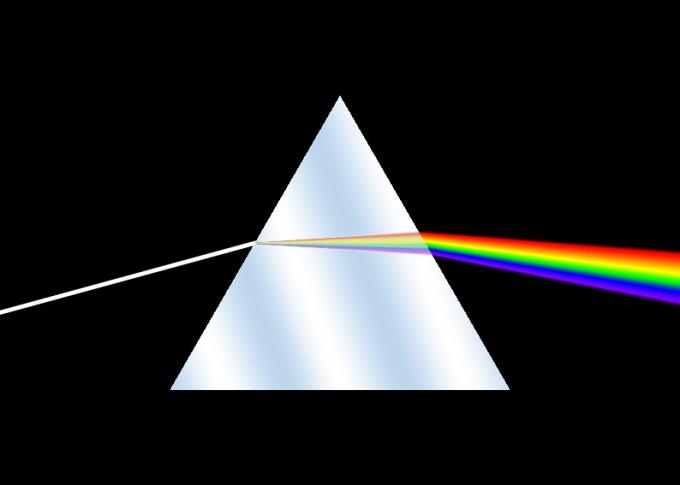 Разложение света - не только увлекательное научное явление, но и прекрасное представление